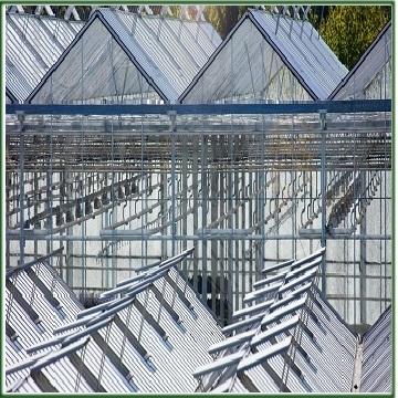 سیستم آلومینیوم در فناوری گلخانه هلندی